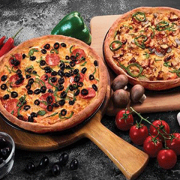 Double Pizza Offer to order online from Smallville