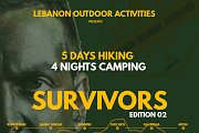 Survivors Edition 02 With Lebanon Outdoor Activities - LOA