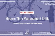 Modern Time Management Skills - Online Workshop by I Have Learned Academy