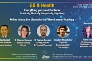 5G & Health: Things to Know - Online Interactive Discussion by  I Have Learned Academy