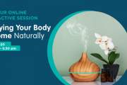 Purifying your Body & Home naturally - Free Online session - Saradar Bank powered by I Have Learned Academy