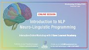 Introduction to NLP - Online Workshop by I Have Learned Academy