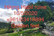 Habil Ruins Hike with Golden Feet