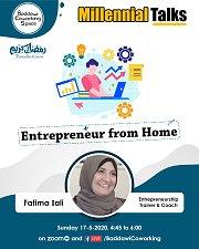Entrepreneur from Home