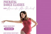 PRENATAL DANCE | Classes During Pregnancy