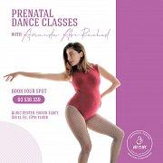 PRENATAL DANCE   Classes During Pregnancy