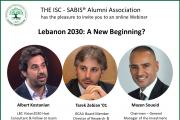 Lebanon 2030: A New Beginning?