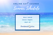 Online SAT® Course (Daily, 1 month) - Starting June 1
