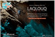 "Rock Climbing Trip to ""Laqlouq"" with Goupclimb"