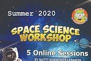 Nutty Scientists online summer workshops