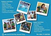 Summer Camp 2020 at Summerland Bay