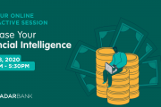 Increase your Financial Intelligence - Free Online session by I Have Learned Academy & Saradar Bank