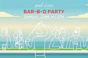 Bar-B-Q Party at Pool d'Etat