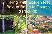 Baloua Balaa to Douma with Golden Feet