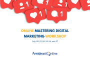 Online Mastering Digital Marketing Workshop