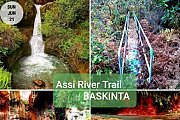 Hiking the Assi River Trail in Baskinta Area with GREEN STEPS
