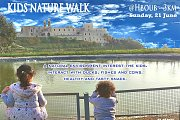 Hboub Kids Nature Walk with Wolves Clan