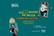 La Fête de la Musique 3al Balcon - 20éme edition 2020