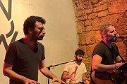 Nour Nimri and Bernard at NOW Beirut