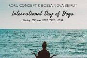 International Yoga Day with RORU Concept Lebanon