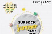 Sursock Summer Camp 2020 by Dent de Lait