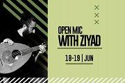 Open Mic with Ziyad at Bardaro