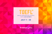 Online TOEFL® Preparatory Course at AMIDEAST