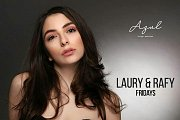 Laury & Rafy at Azul Lounge