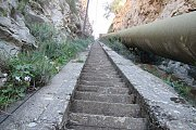 Qannoubine Stairs with Born to Hike