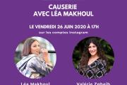 Francophonie de l'avenir: Causerie avec Léa Makhoul