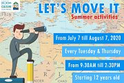 Let's Move it - Summer Activities