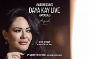 Wednesdays with Daya Kay at Azul Lounge