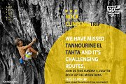 Rock Climbing Trip to Tannourine El Tahta