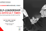 Self-Leadership in difficult times - A live session with MICHAEL KOULY