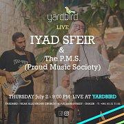 Iyad & The P.M.S Live At Yardbird