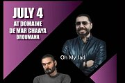 Laugh, Chill and Dance at Domaine de Mar Chaaya