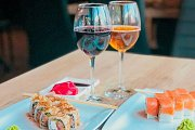 Sushi, Wine & Sunset at Kempinski Summerland Hotel