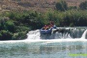 Rafting El Assi with Vamos Todos
