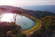 Sunset Hiking Falougha-Qornayel Lakes with Lebanese Explorers