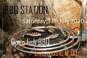 BBQ Station - Live Music & DJ at Guitar Studio & Co