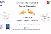 Free Private Webinar on Coping Strategies