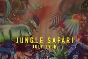 Jungle Safari Night at Caprice