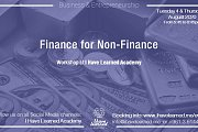 Finance for Non-Finance Workshop at I Have Learned Academy