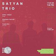 Arthur Satyan Trio Live at Onomatopoeia the Music HUB
