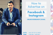 How to Advertise on Facebook and Instagram (Online Workshop)