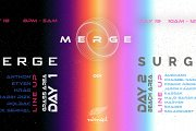 Nomad x Verge 2 Days Party - 15 Artists
