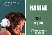 Hanine Live at Bardaro