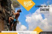 Rock Climbing Trip to Chatine