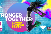 ZUMBA SUMMER PARTY 2020