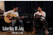 The Blackoustic Live at Batroun Old Souks